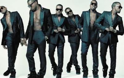 Ξ CȂLÎB£R a.k.a. ÎCΞ: Kanye West covering popular French