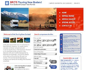 camper van rental new zealand