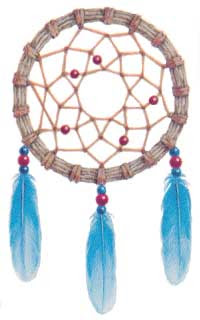 What Are Dream Catchers Supposed To Do Feathers And Bones Suggested Ritual for Hanging a Dream Catcher 21