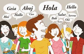 Resultat d'imatges de diversitat lingüística