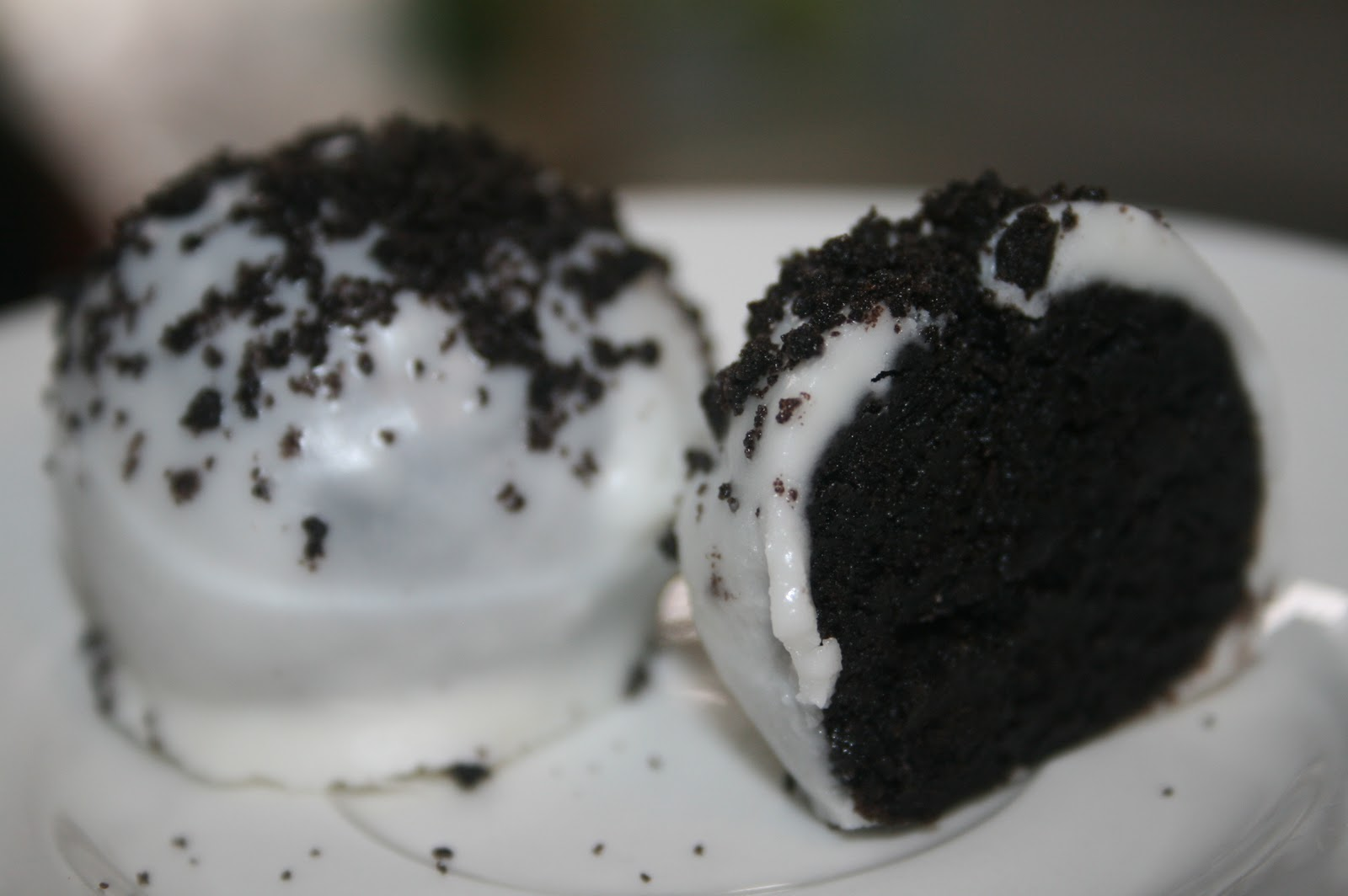 Oreo Ball Cake Pop Recipe