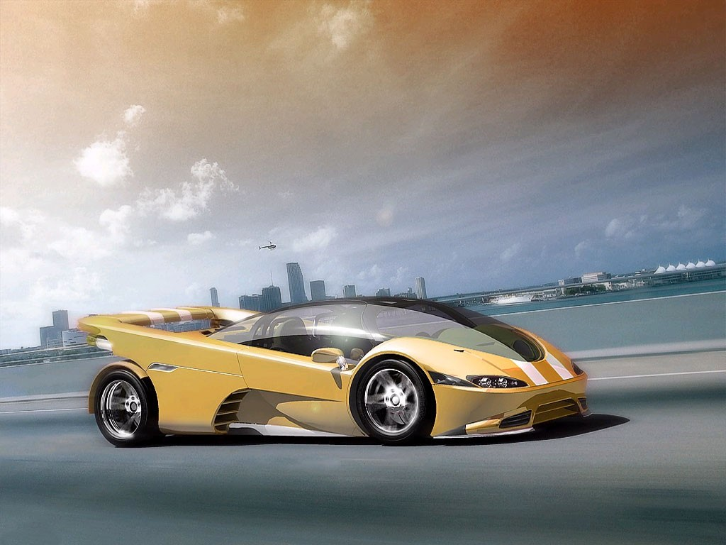 Todomotor coches futuristas - Future cars hd wallpapers ...