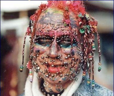 A Tattooed Witness
