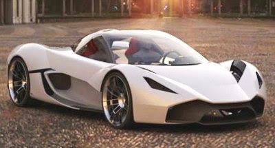Nas Yo!: McLaren M Eleven B concept