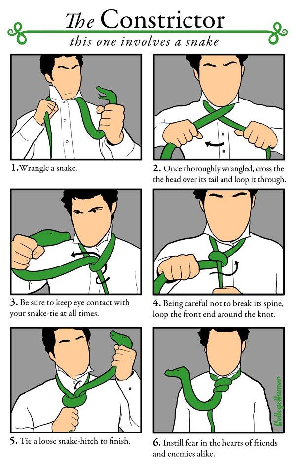 SylK's Playground: 5 New Tie Knot Styles
