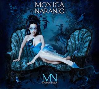 Monica Naranjo - MN Tarantula (2008) super exclusiva Tarantulacd