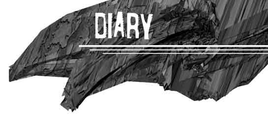 Studio Diary