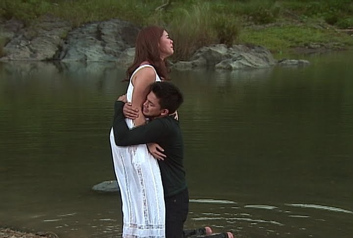 Good Shaina magdayao love scene this