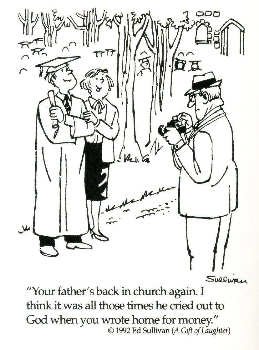 Church Bulletin Cartoons