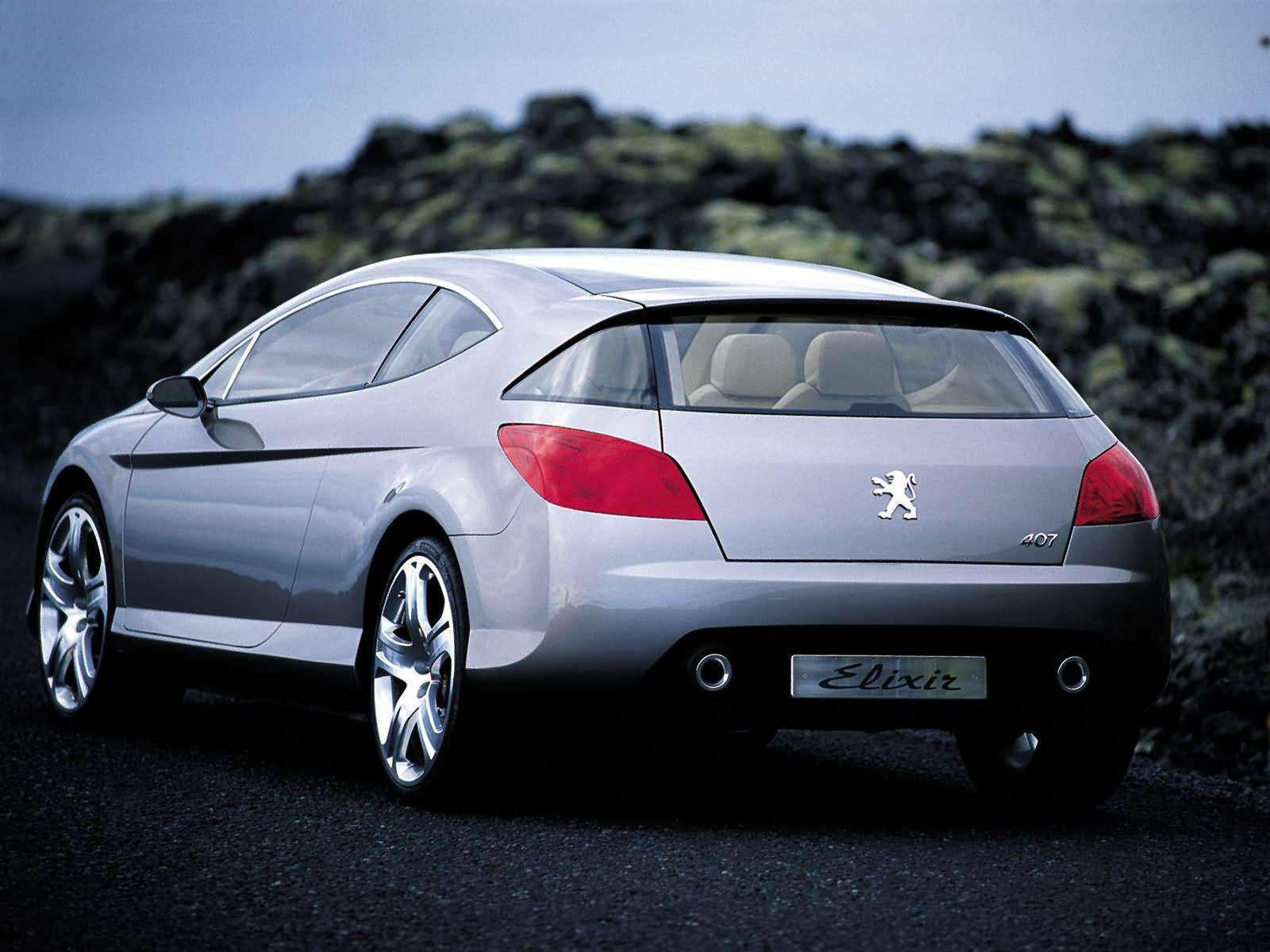 peugeot 407 elixir concept 2003 car accident lawyers info. Black Bedroom Furniture Sets. Home Design Ideas