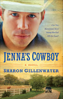 Blog Tour Review of Jenna's Cowboy by Sharon Gillenwater