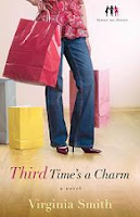 KCWC Blog Tour Review(and info for a Contest!): Third Times a Charm by Virginia Smith
