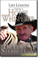 LitFuse Blog Tour Review: Life Lessons of a Horse Whisperer by Dr. Lew Sterrett