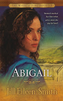 Revell Blog Tour Review:Abigail,Wives of King David, book 2 by Jill Eileen Smith