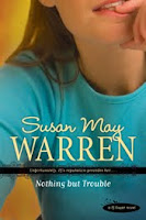 LitFuse Blog Tour Review: Nothing but Trouble:PJ Sugar #1 by Susan May Warren