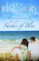 Review of Shades of Blue by Karen Kingsbury