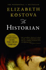 The Historian by Elizabeth Kostova Giveaway