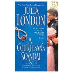 A Courtesan's Scandal by Julia London Virtual Blog Tour