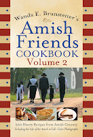 Review of Amish Friends Cookbook Vol.2 by Wanda Brunstetter