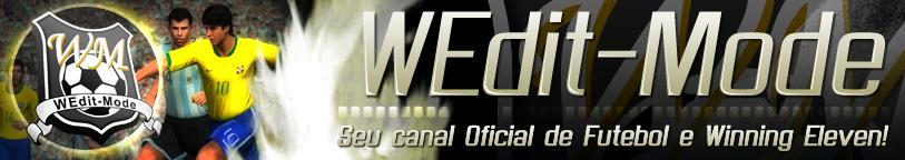 WEdit-Mode - Seu Canal OFICIAL de Futebol e  Winning Eleven !!