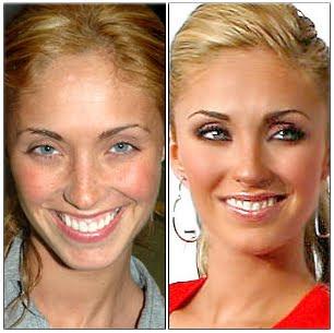 ce414ed1e ... que serian los rostros de algunas famosas sin maquillaje, espero que no  piensen que odio a las famosas ni nada por el estilo.
