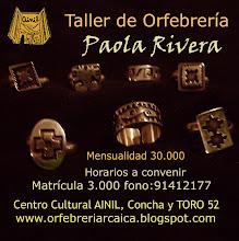 TALLER DE ORFEBRERIA