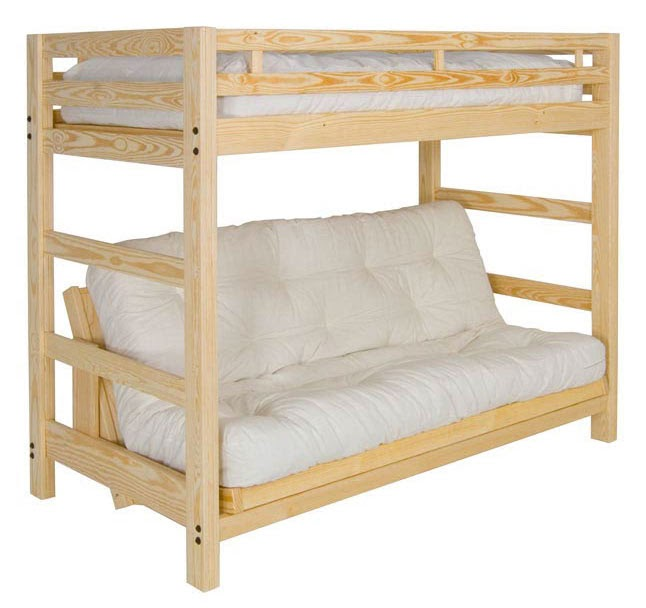 Norka Futon Sturdy Bunk Beds And Lofts Are Here