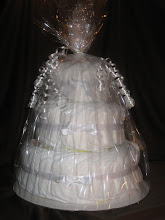 """Do It Yourself"" 3 Tier Diaper Cake"