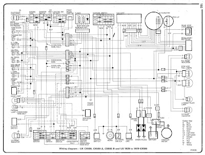 Hal on 1981 Honda Cx500 Wiring Diagram
