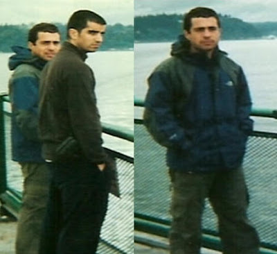 First There Is The She Male Editor Of The Seattle Pro Islamist Post Intelligencer Refusing To Run The Photos Of Two Men The Fbi Are Interested In Because