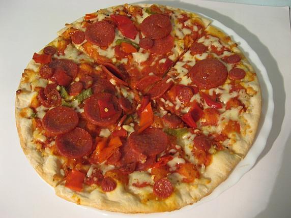 Freiberger Pizza