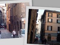 Bergamo - Città Alta - Via Colleoni - La Corsarola