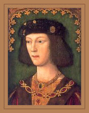 Henry Tudor, Prince of Wales