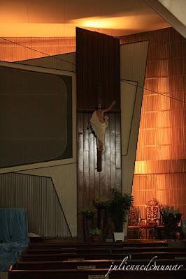 Redemptorist altar