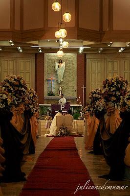St. Jude altar