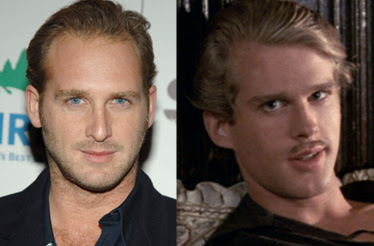 Josh Lucas and Cary Elwes