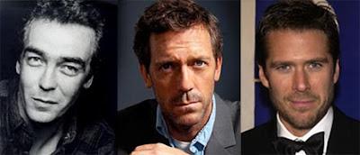 John Hannah, Hugh Laurie & Alexis Denisof