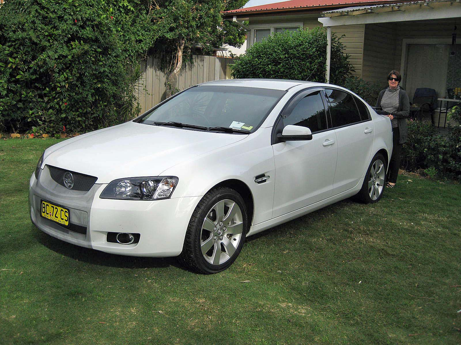 Cav's Blog: Holden Commodore – A Great Australian Car?