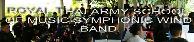 Royal Thai Army School Of Music Symphonic WindBand