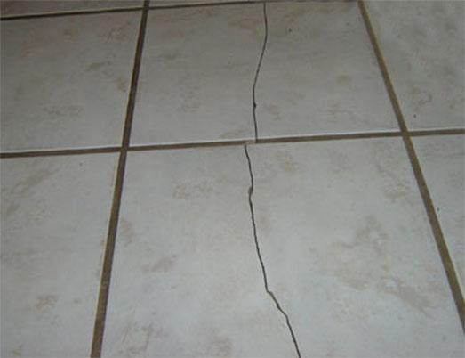 Natural Stone Tile Crack Repair