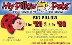 My Pillow Pets As Seen On TV