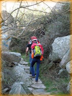 Sendedro del Tranco foto by Nell http://nellescalada.blogspot.com/