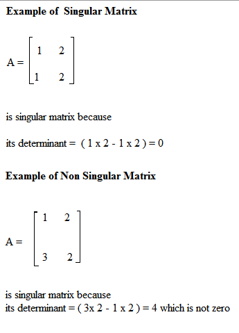 Mathematics Education: What are Singular and Non Singular