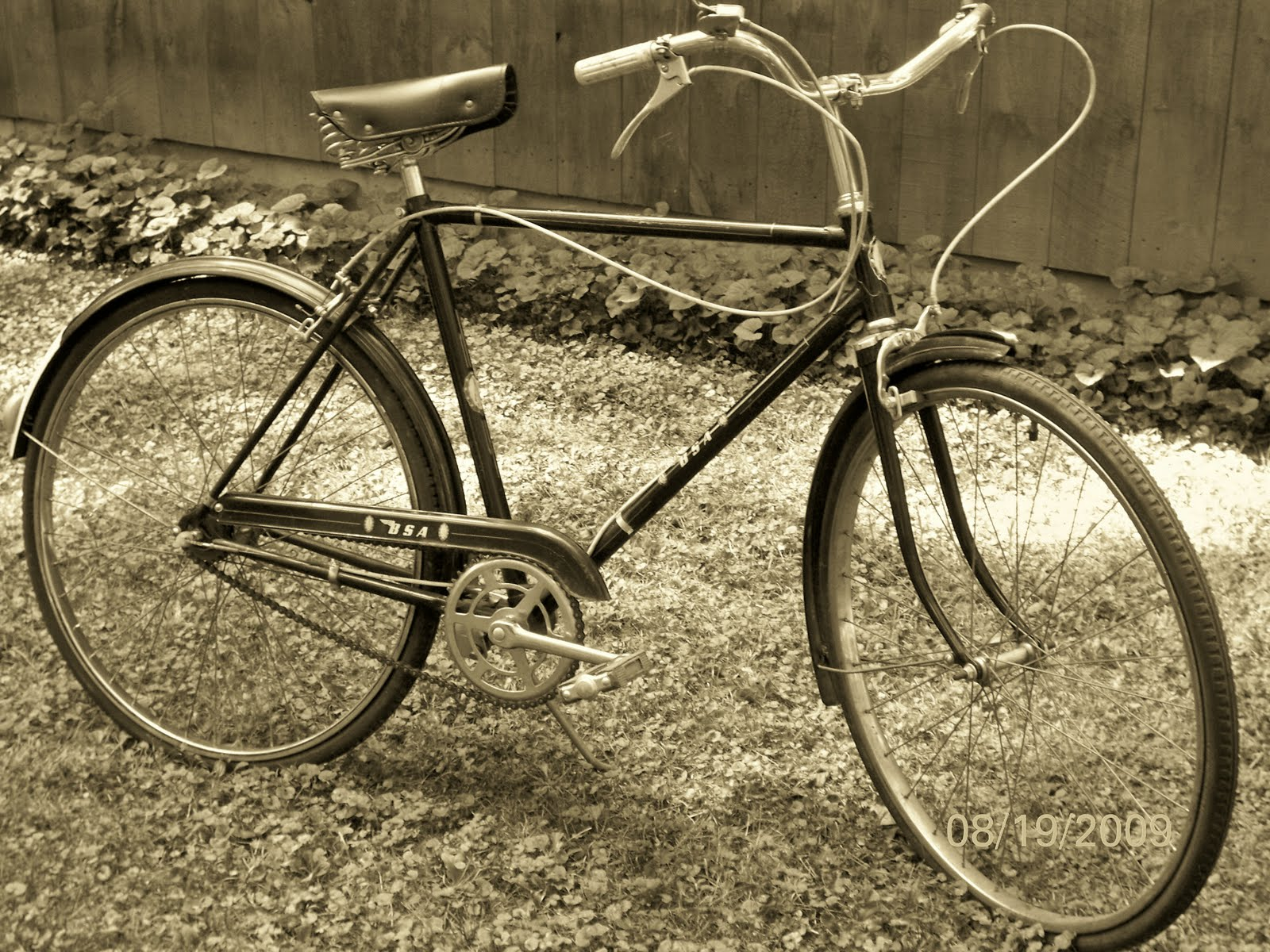 Bonnie S Store Bsa Bicycle