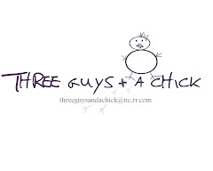 Three Guys And A Chick