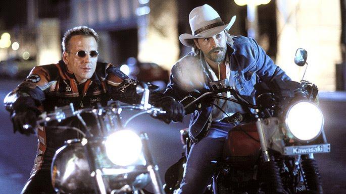 Harley Davidson Movie: Motorcycles In Movies!