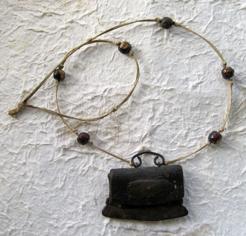 Flint Fire Starter Necklace: Stuff You Can't Have: Before There Were Bics: Tibetan Fire