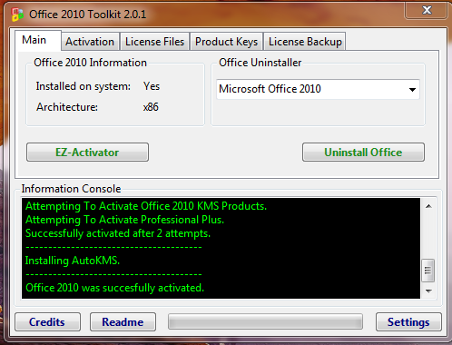microsoft toolkit office 2019 activator
