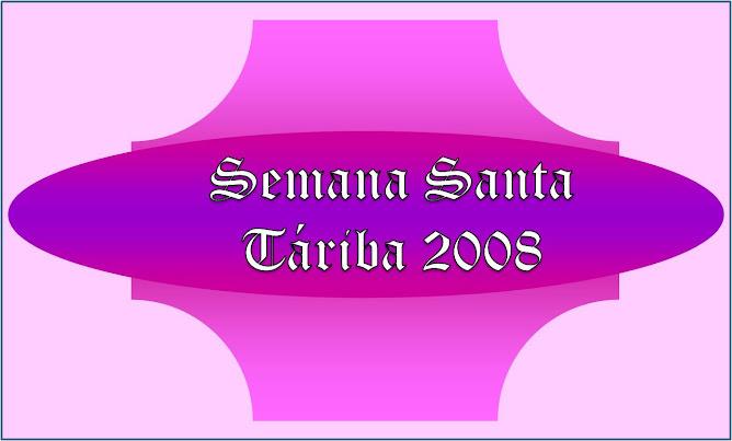 Semana Santa en Táriba 2008