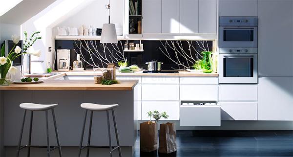Ideias de decora o a cozinha dos seus sonhos - Catalogo ikea 2008 ...